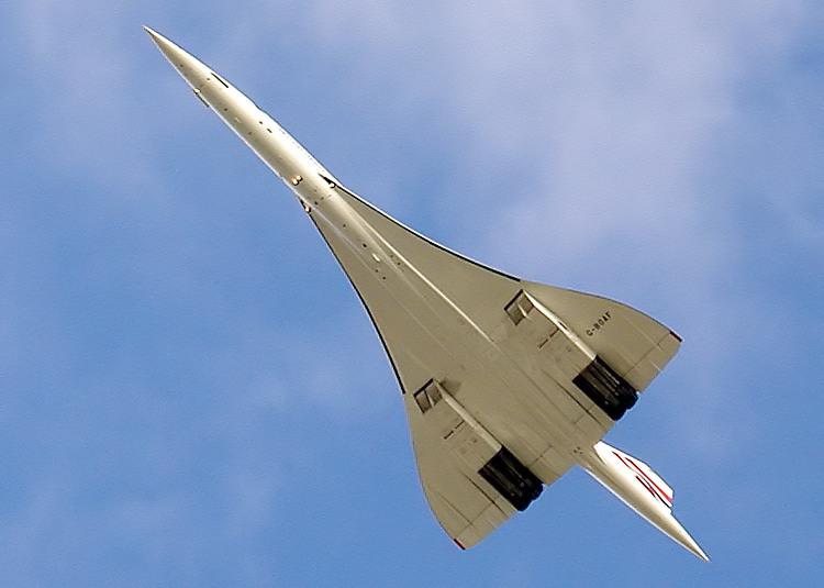 Concorde plane crash