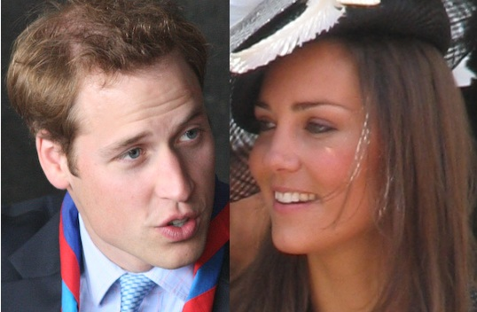 prince william kate middleton. Prince William and Kate