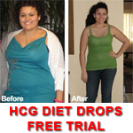 HCG Diet Drops Free Trial