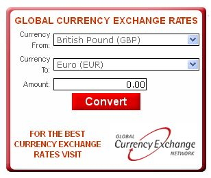 New Currency Converter Unveiled — Currency Exchange Rates – GBP ...