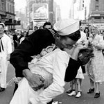 Lovers In World War 2 Iconic Kissing Photo Revealed