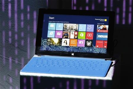 Microsoft sold 40 million Windows 8 licenses in month