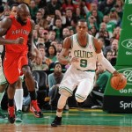 Rondo Makes 20 Assists, Celtics beat Raptors 107-89