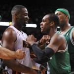 Rondo to Wade It WasnGÇÖt A Hard Foul at All