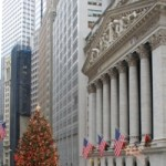US Stock Market Closes Year On A Positive Note
