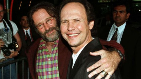 Billy Crystal Will Present Robin Williams' Emmy Tribute