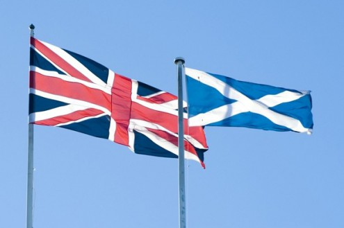 Campaigns For Scotland Independence Referendum Heat Up