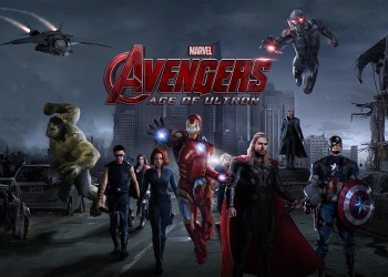 """Avengers: Age of Ultron"" Trailer Breaks Studio Records"