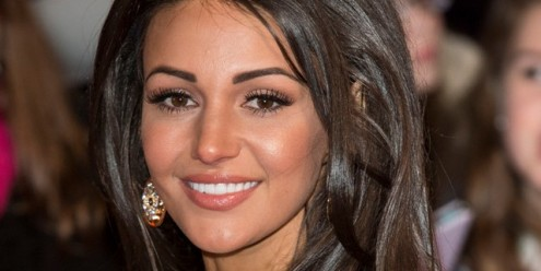 Michelle Keegan Named FHM Sexiest Woman In The World