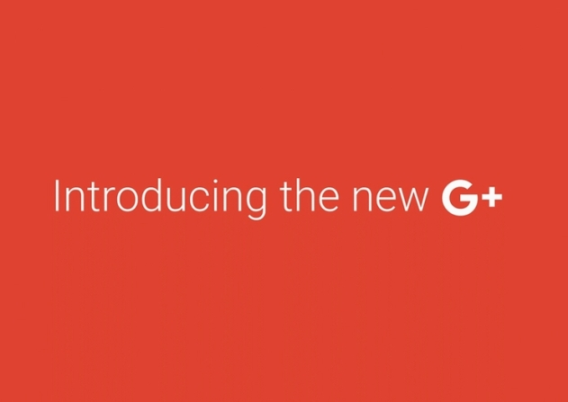 Redesigned Google+ Rolled Out
