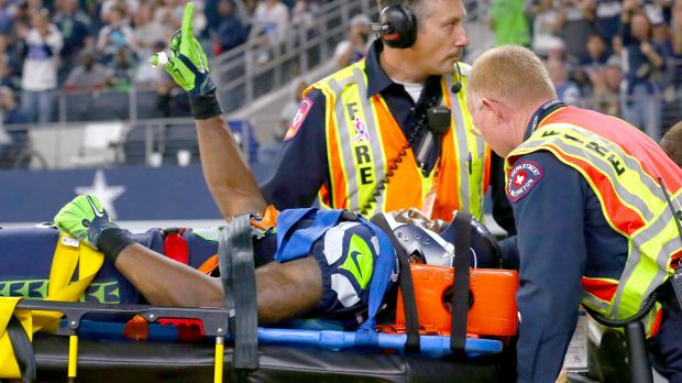 Ricardo Lockette needs neck surgery, will miss rest of season