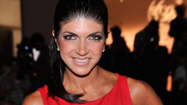 'Real Housewives' star Teresa Giudice set to be released from prison