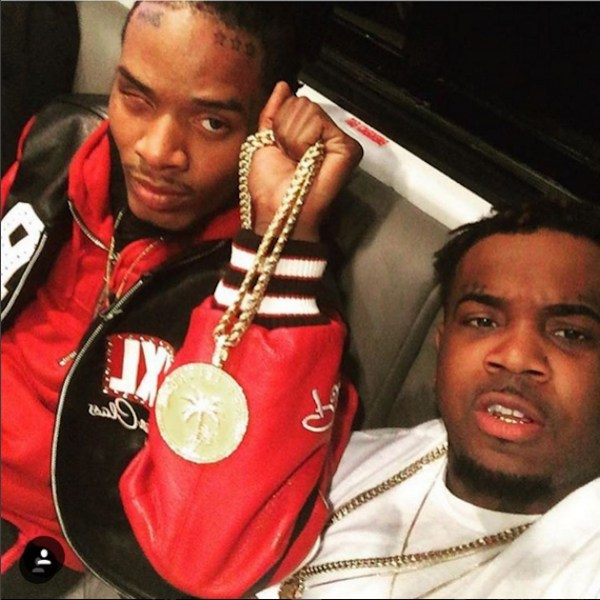 Gold And Diamond Chain Of Fetty Wap Stirs Up The Internet