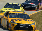 Kyle Busch Sweeps NASCAR Events At Martinsville