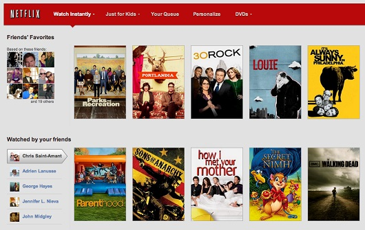 Netflix Keeping Options Open To Offline Videos