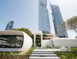 First 3D Printed Office Building Unveiled In Dubai