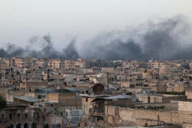 Fighting In Aleppo Continues As Hospital Is Attacked