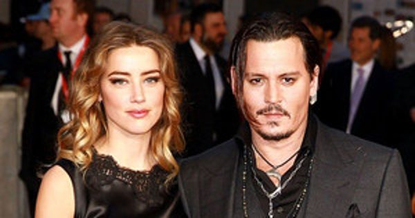 Amber Heard And Johnny Depp Divorcing