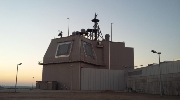 Romanian Missile Shield Activated By The US