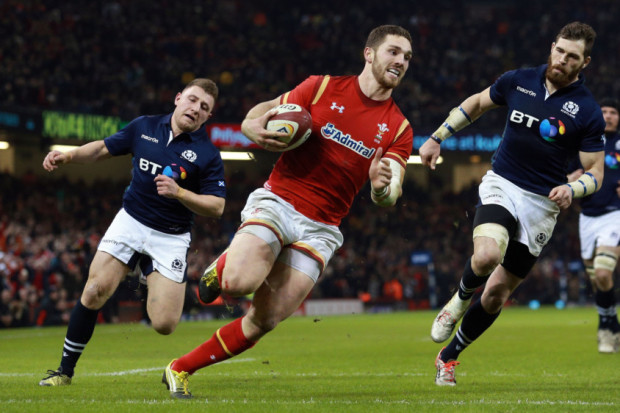 Wales Rules Out George North From The Rest Of The Tour