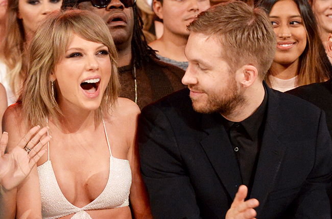 Taylor Swift Splits With Calvin Harris - billboard.com